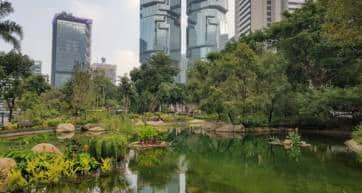 Hong kong park - free things to do in Central