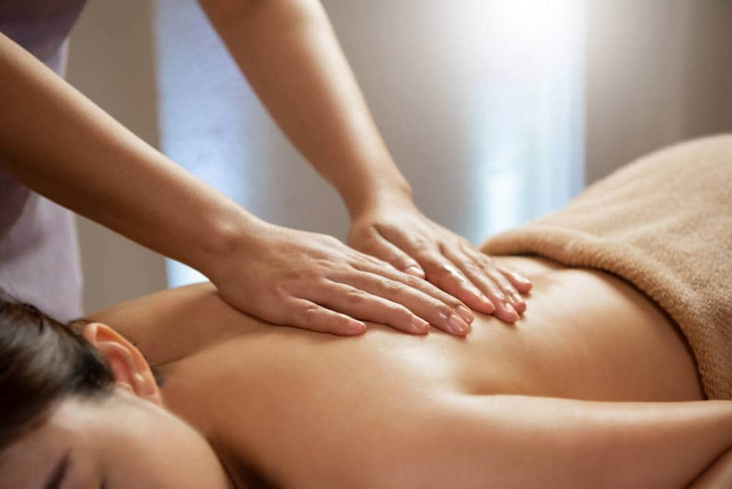 Hong Kong spa treatments - massage